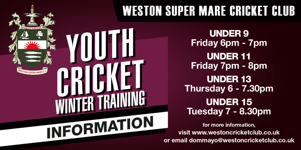 Winter youth training information