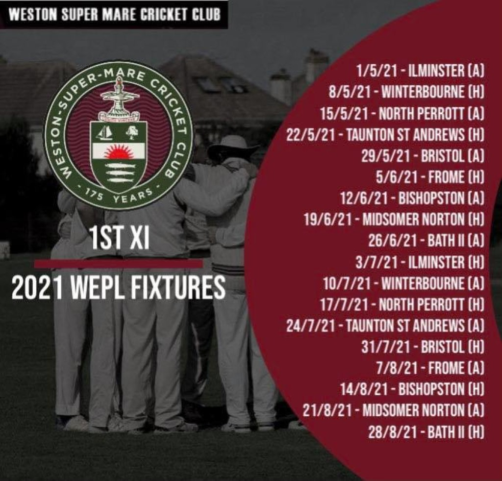 Senior fixtures announced for 2021 season