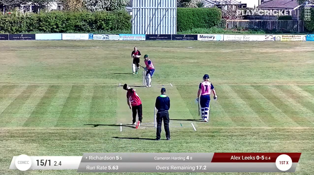NEW - Live Streaming 1st & 2nd XI Leagues games on YouTube!
